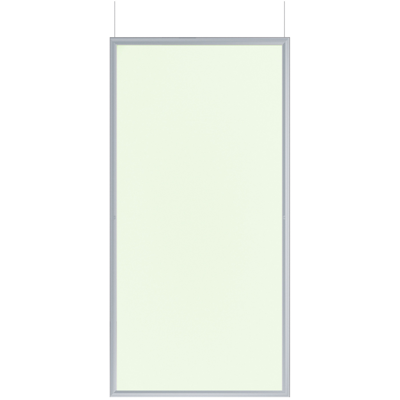 Artemide Discovery Space Rectangular RGBW Pendelleuchte