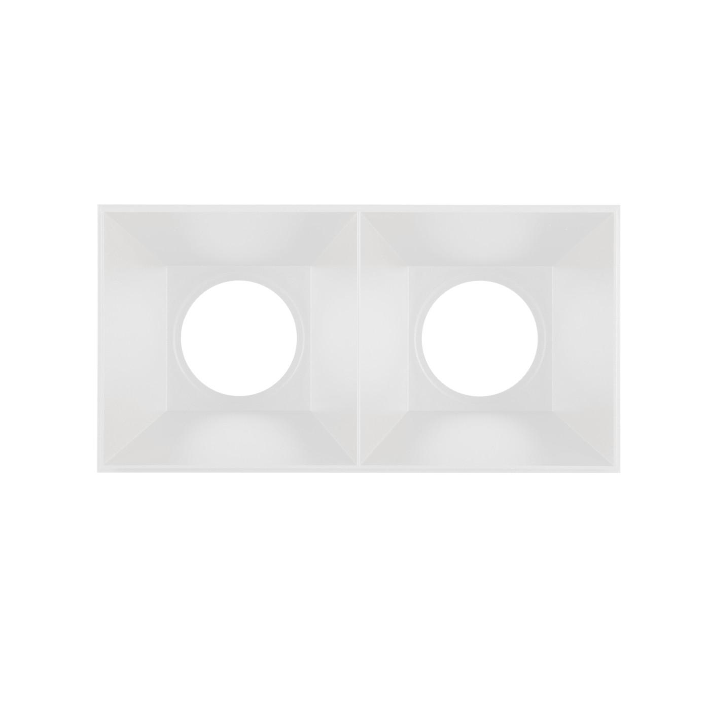 Wever & Ducré Box 2.0 réflecteur intérieur double max. 10W
