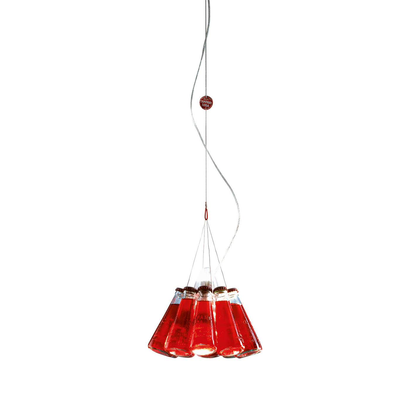 Ingo Maurer Campari Light Pendelleuchte