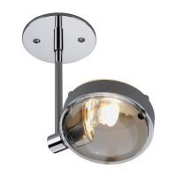 DeLight Logos LED 12 Deckenleuchte DEV 1 Einbauleuchte Glasscheibe satiniert/Linse klar