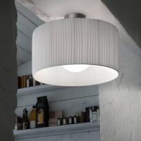 Morosini Fog Plissé Ceiling Light