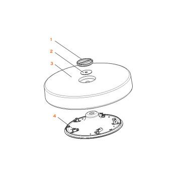Ersatzteile für Button HL