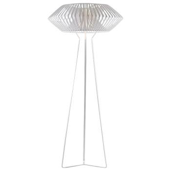 Arturo Alvarez V VV03 Floor Lamp, white