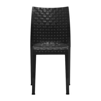 Kartell Ami Ami 5820, schwarz glänzend
