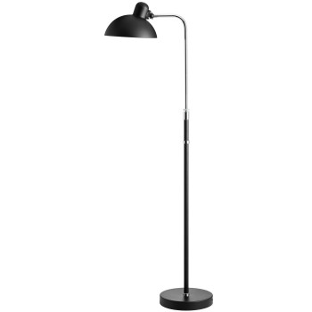 Fritz Hansen Kaiser Idell 6580-F Luxus, schwarz matt