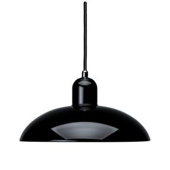 Fritz Hansen Kaiser Idell 6631-P, schwarz