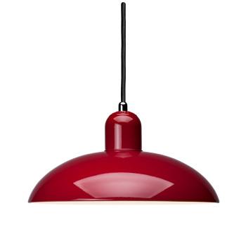Fritz Hansen Kaiser Idell 6631-P, rubinrot
