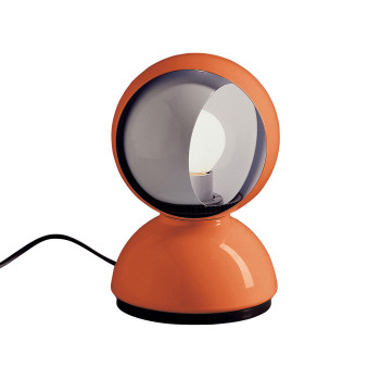 Artemide Eclisse, orange