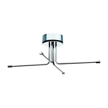 Cini & Nils Cini Light System Composizione, ⌀ 80 cm, mit 4 kurzen Armen (4C), ohne Glaszylinder