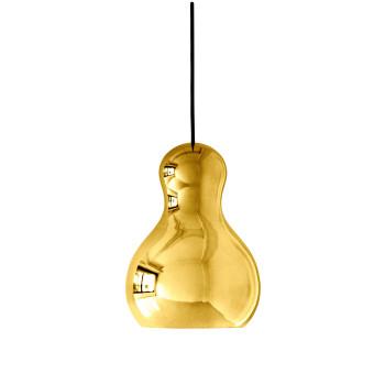 Fritz Hansen Calabash P2, gold