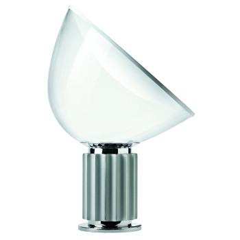 Flos Taccia LED, Aluminium eloxiert