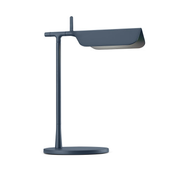 Flos Tab T LED, blau matt