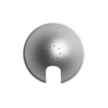 Luceplan Berenice Reflektor, silber lackiert (Metall)