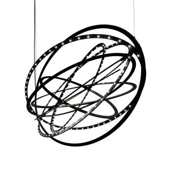 Artemide Copernico Sospensione LED, schwarz
