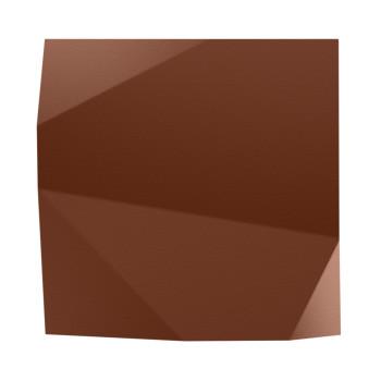 Vibia Origami 4500 Wandleuchte, Terra Dark (rot)