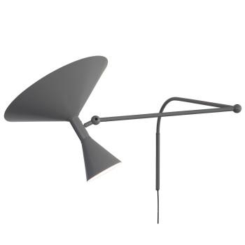 Nemo Lampe de Marseille, matt grau