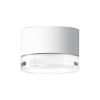 Bega 50565.1 / 50567.1 / 50570.1 LED Deckenleuchte, brillantweiß, 50567.1: Durchmesser 135 mm