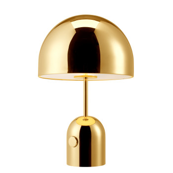 Tom Dixon Bell Table, Small, Messing
