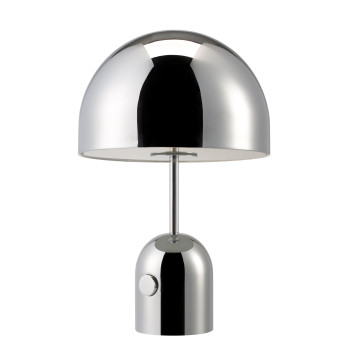 Tom Dixon Bell Table, Small, Chrom