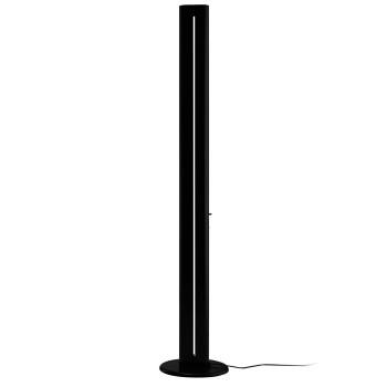 Artemide Megaron Terra LED, schwarz glänzend, 2700K