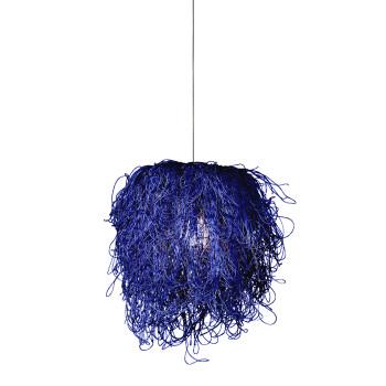 Arturo Alvarez Caos CA04A Pendelleuchte, blau