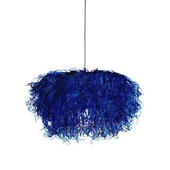 Arturo Alvarez Caos CA04B Pendelleuchte, blau