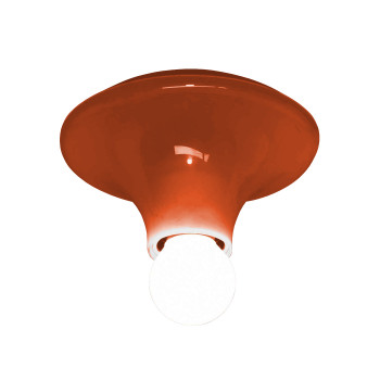 Artemide Teti, orange