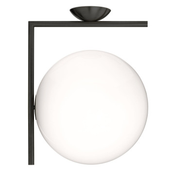 Flos IC Lights C/W2, schwarz