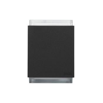 Bega 33505 LED kleine Wandleuchte, zweiseitig abstrahlend, grafit