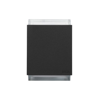 Bega 33505 LED kleine Wandleuchte, zweiseitig abstrahlend, grafit (mit Meerwasserschutz)
