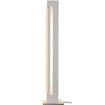 Nemo Ara Floor LED, Struktur weiß, Reflektor weiß