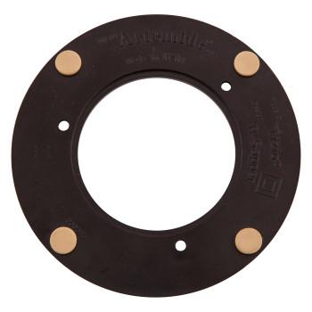 Artemide Tizio 50 Ersatzteil Tischfuß-Ring, schwarz