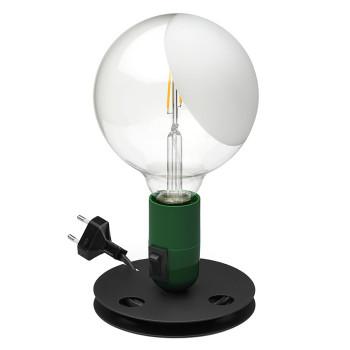 Flos Lampadina LED, grün