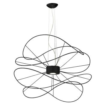Axo Light Hoops SP4, schwarz
