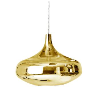 Studio Italia Design Nostalgia Glass Large, gold
