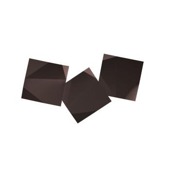 Vibia Origami 4506 Wandleuchte, braun