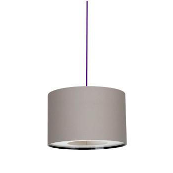 Darø Paso Tri 35 P1 Uni, Kabel violett, Schirm grau
