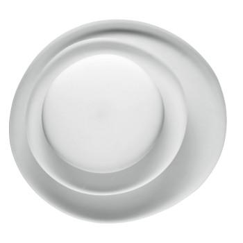 Foscarini Bahia Parete LED, weiß, dimmbar