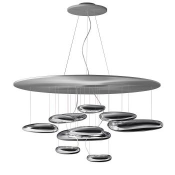 Artemide Mercury Sospensione LED, 2700K