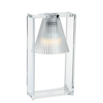 Kartell Light-Air 9135, transparente