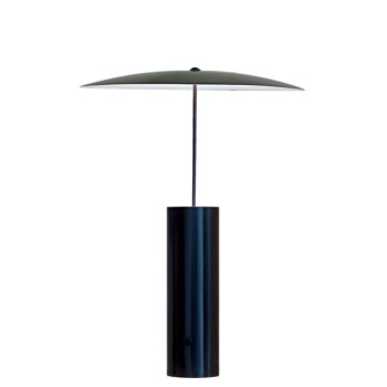 Innermost Parasol Lampe de table, noir