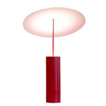 Innermost Parasol Lampe de table, rouge