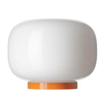 Foscarini Chouchin 1 Reverse Ersatzglas, weiß/orange