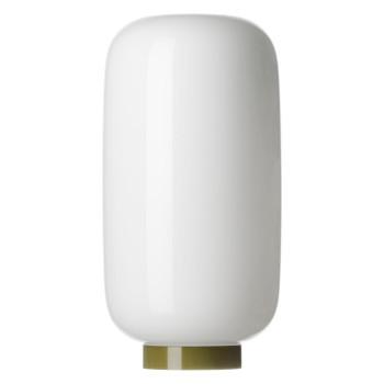 Foscarini Chouchin 2 Reverse Ersatzglas, weiß/grün