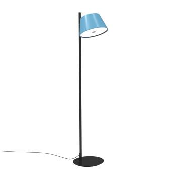 Marset Tam Tam P, blauer Schirm