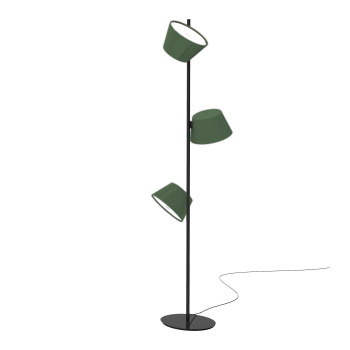 Marset Tam Tam P3, 3 grüne Schirme