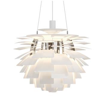 Louis Poulsen PH Artichoke 600 LED, weiß, DALI