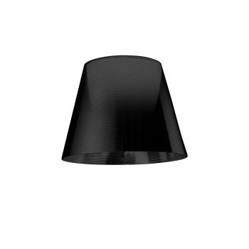 Flos KTribe W und F1 Ersatzschirm, fumée (fast schwarz)