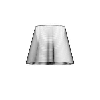 Flos KTribe W und F1 Ersatzschirm, aluminium beschichtet (silber)