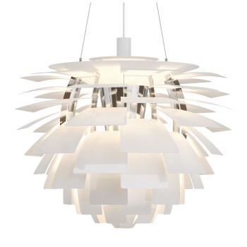 Louis Poulsen PH Artichoke 720 LED, weiß, DALI